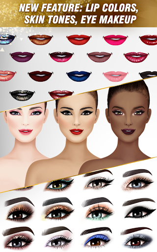 International Fashion Stylist: Model Design Studio 4.0 screenshots 5