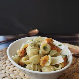 Parmesan Sweet Potato Pasta Recipe