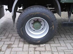Photo: .... und wieder ein 110er IVECO 4x4 mit Einzelbereifung Bridgestone M748 in 385/65R22.5