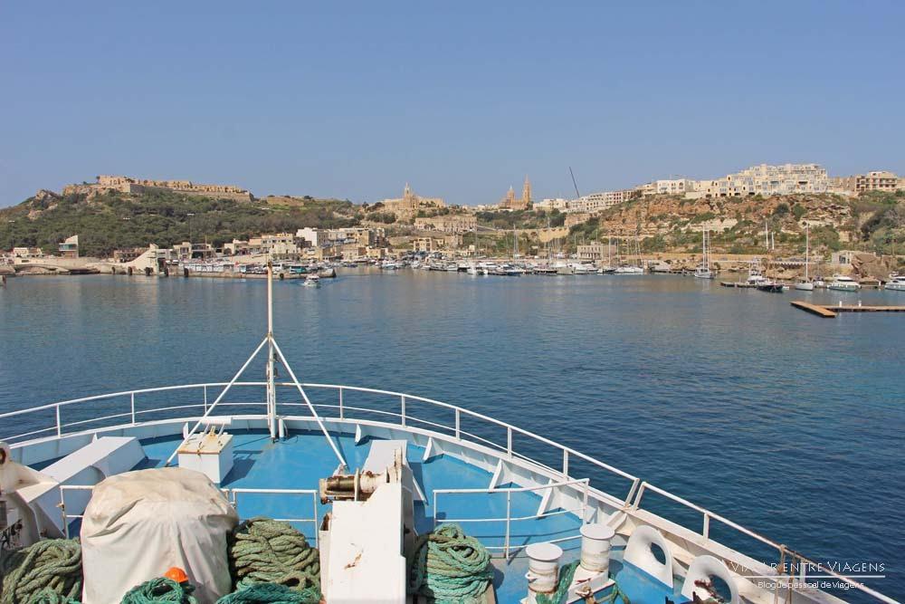 M A L T A 🇲🇹 2º dia – Explorando a ilha de Gozo | Crónicas de uma viagem a Malta