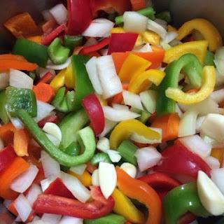 Sneaky Veggie Chili