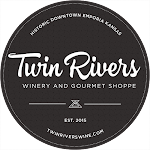 Logo for Twin Rivers Winery