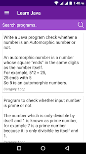 Learn ICSE Java - Read, Practice and Score - náhled