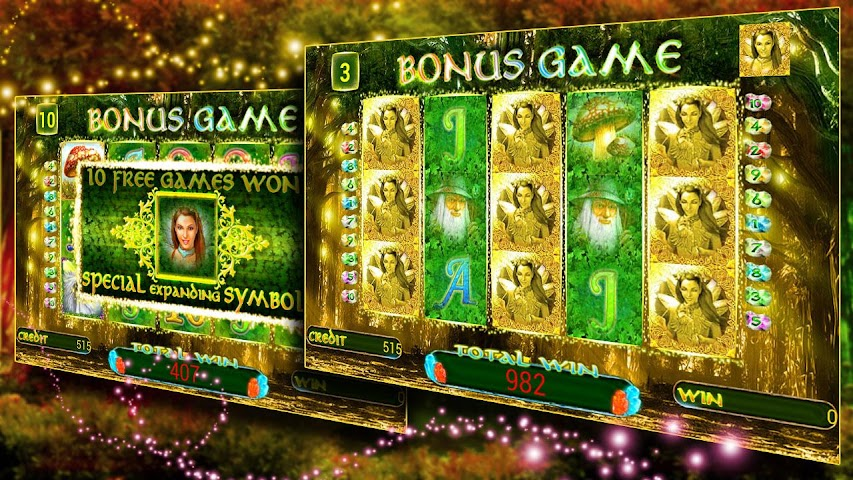 Forest Fairies Slot Machine - Try this Free Demo Version