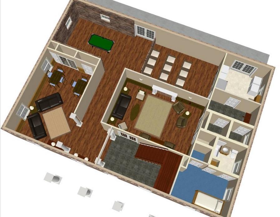 Best 3d Home Plan Screenshot