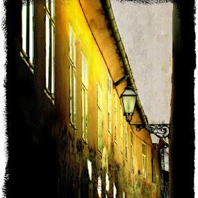 by Branko Levačić - City,  Street & Park  Historic Districts