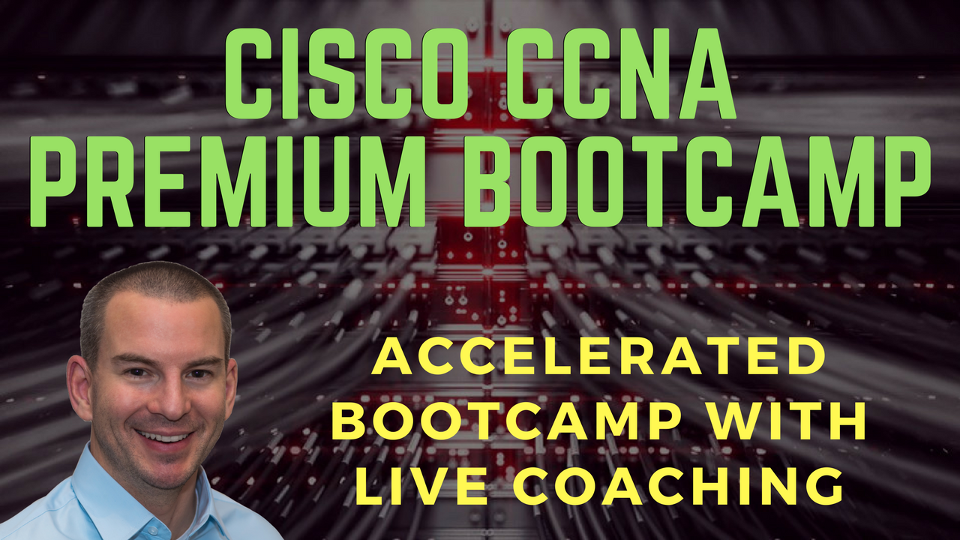 Cisco CCNA Premium Bootcamp
