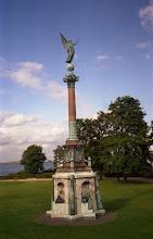 Photo: památník Langelinie