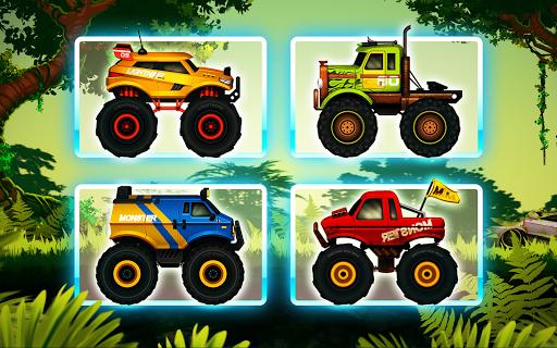 子供向け Jungle Monster Truck