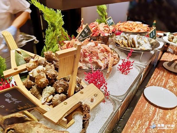 文華Café「饗.吃.吧」六星級飯店buffet吃到飽