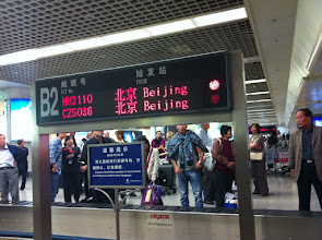 Photo: Xi'an Airport