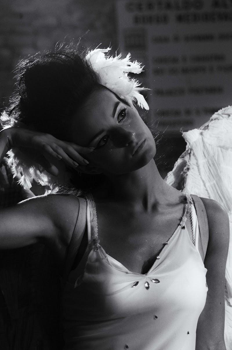 Tra luce ed ombra di Andrea Frati