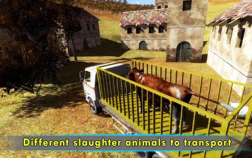 Pk Eid Animal Transport Truck screenshots 4