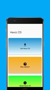 Havoc OS Download 2.1.0
