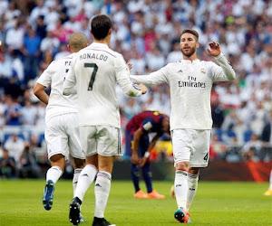 Le Real Madrid renverse la tendance et remporte le Clasico