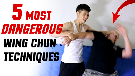 Wing Chun Training Jeet KuneDo