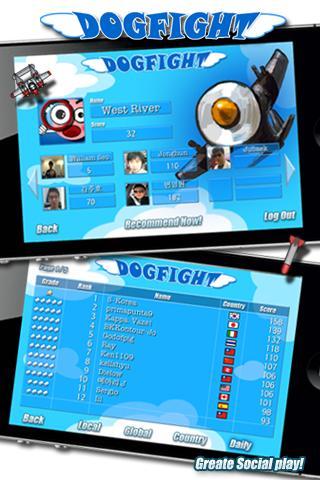 Dogfight screenshot 4