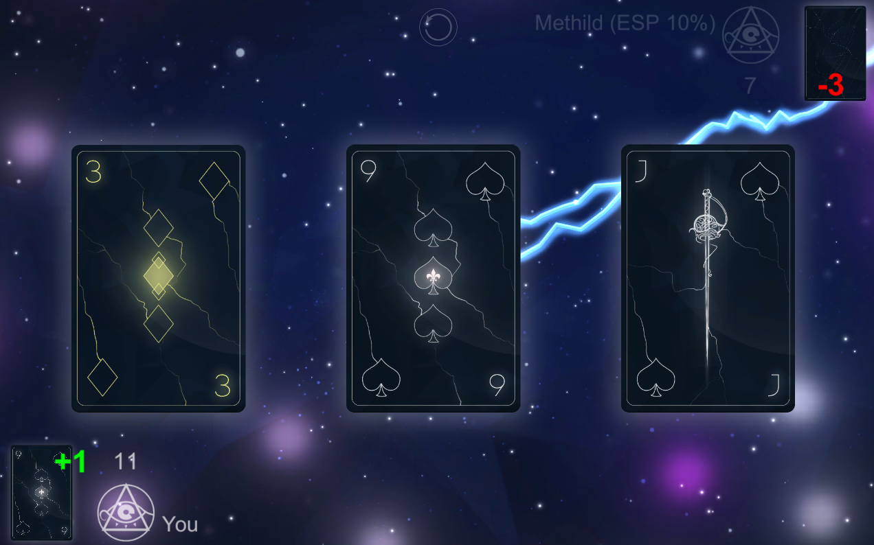 Psychic Card Game Free - Android Apps on Google Play