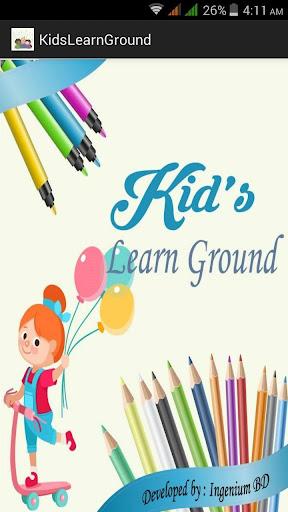 Kids Learn Ground