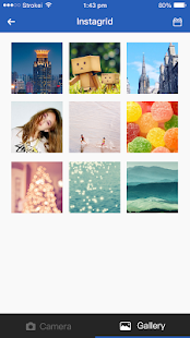 Insta Grid For Instagram screenshot