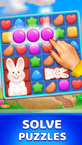 Candy Land - Match 3 Games & Free Matching Puzzles 1.3.8 Mod screenshots 1