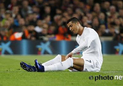 """""""Ronaldo met son Euro en danger"""""""