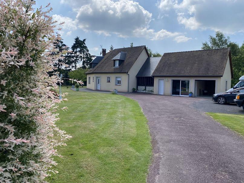 Vente maison 6 pièces 170 m² à Cormeilles (27260), 369 250 €