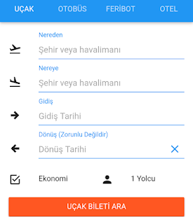 Ucak Bileti , tarihi - náhled