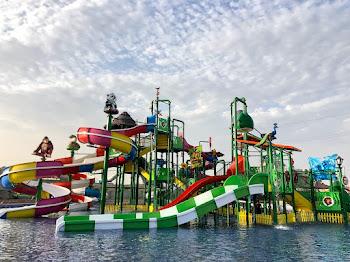 Vishal The GreenWood Resort & Water park - Sasan Gir