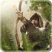 Real Archer Jungle Shooter 3D