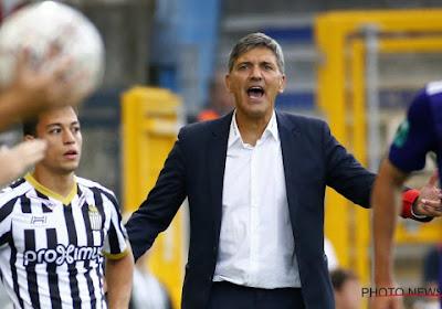 Felice Mazzù reprend vingt joueurs pour aller au Standard