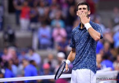 Une nouvelle correction et voilà Djokovic aux portes des demi-finales