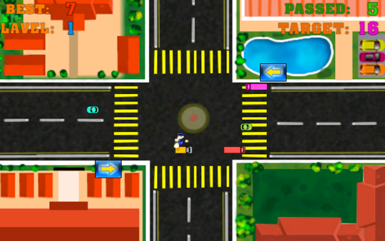 android Traffic Control Screenshot 1