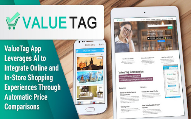 ValueTag- Coupons, Compare prices & Cashback