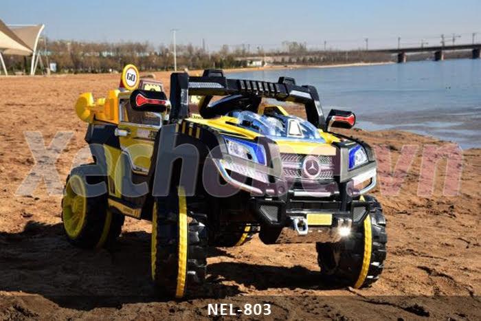 ô tô địa hình cho bé NEL 803