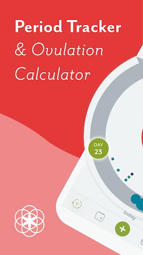 Period Tracker Clue: Period, Ovulation Tracker App screenshot