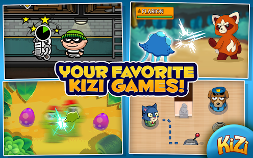 Kizi - Cool Fun Games- screenshot thumbnail