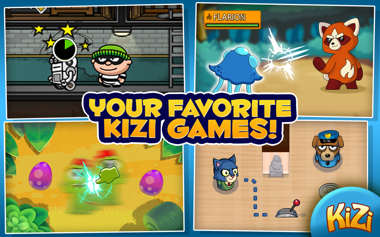 Kizi - Cool Fun Games- screenshot