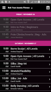 Rok Your Assetz Fitness Studio- screenshot thumbnail
