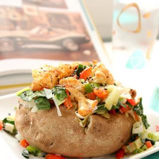 The Fully Loaded Baked Potato