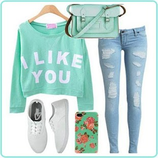 School outfit ideas a latest - náhled