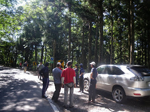 Photo: 溯三光溪的前段可從這57公里處下切