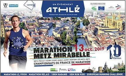 France marathon 2019