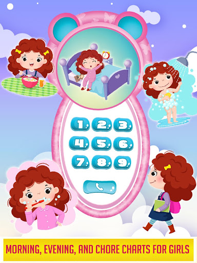Princess Baby Phone - Kids & Toddlers Play Phone android2mod screenshots 8