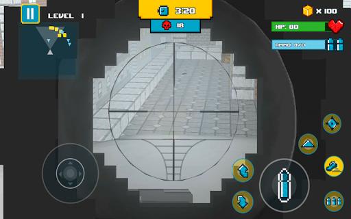 American Block Sniper Survival screenshot 10