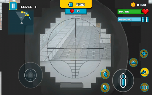 American Block Sniper Survival  screenshots 10