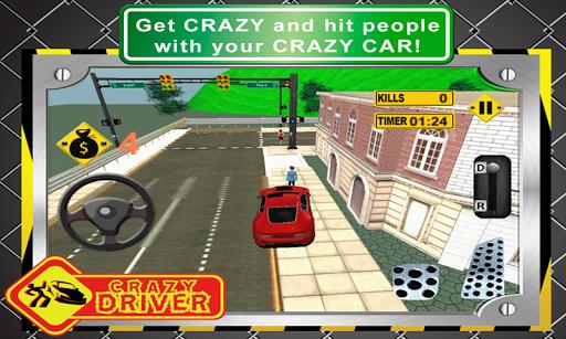 Crazy City Driver 3D