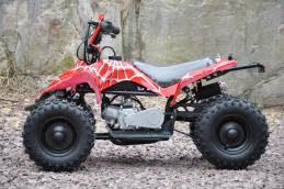 49cc sports quad bike raptor atv kids quad 2 stroke motoworks sale cheap offroad discount