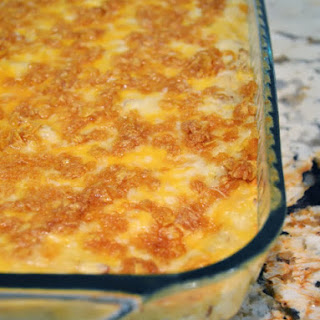Cheesy Potato Casserole (Funeral Potatoes).