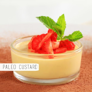 Decadent Paleo Custard